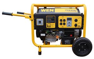 WEN 56682 7000-Watt Portable Generator