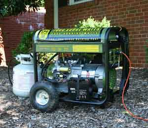 Sportsman Generator