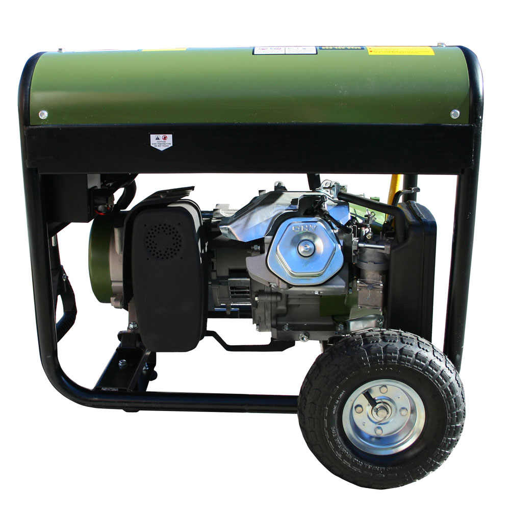 GEN7000LP 7000-Watt 13-HP OHV Propane-Powered Portable Generator