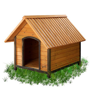 Pet Squeak Arf Frame Dog House