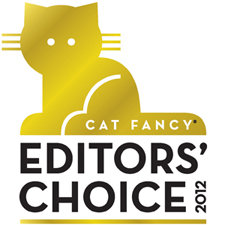 Boxiecat - Cat Fancy Editors' Choice Award