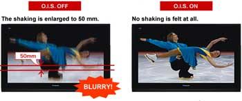 Panasonic HDC-SX5 HD camcorder highlights