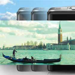Creative Panorama feature of the  Panasonic LUMIX DMC-G6 compact mirrorless digital camera