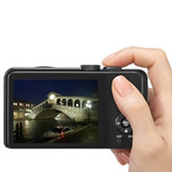16.1 megapixel sensor capabilities of the Panasonic LUMIX DMC-ZS25