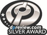 dpreview.com - Silver Award