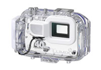 Panasonic LUMIX DMC-TS4D 12.1 MP  Waterproof GPS Digital Camera
