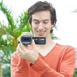 The Panasonic HC-V700MK  HD Camcorder