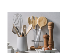 Image of kitchen items