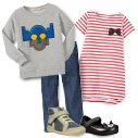 Image of clothing and shoes