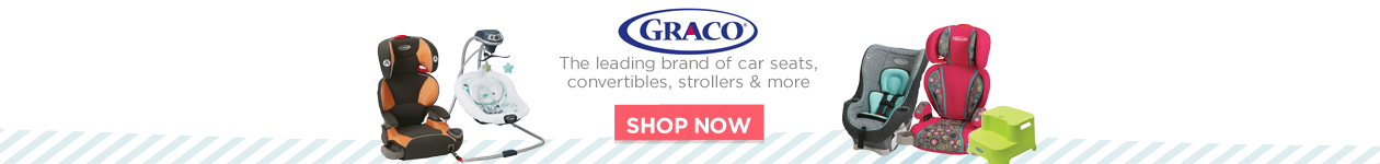 GRACO The leading brand of car seats, convertibles, trollers & more Shop our Graco collection