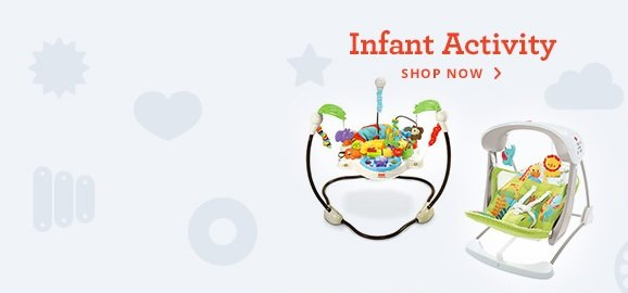 Shop Infant Activity