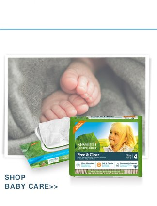 Shop baby care