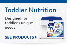 similac toddler nutrition
