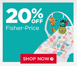 20% off Fisher Price