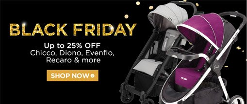 Cyber Week Deals on Strollers