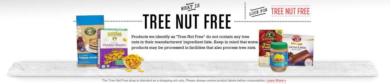 Vinemarket Tree Nut Free