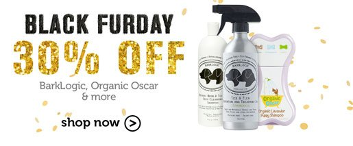 30% OFF Barklogic, Organic Oscar & more
