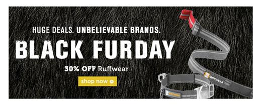 30% OFF Ruffwear