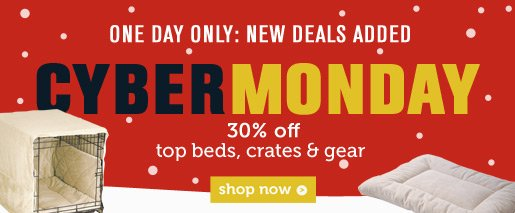 30% OFF Pet Dreams & more
