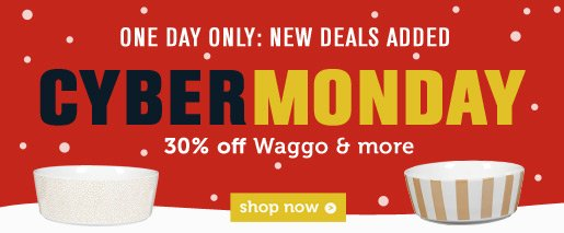 30% OFF Waggo & more