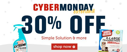 30% off Simple Solution & more