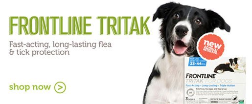 New to Wag: Frontline Tritak