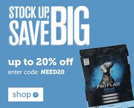 Stock Up Save Big