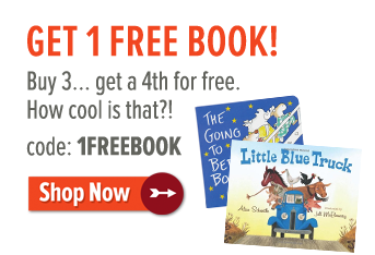 Buy 3 books, get 1 free!