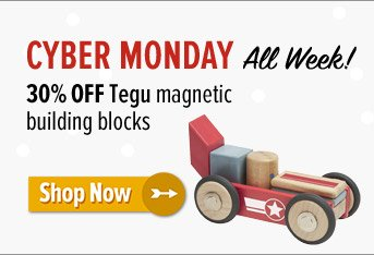 30% off Tegu