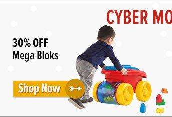 30% off Mega Bloks