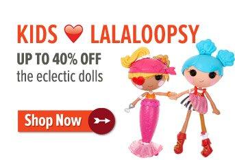 up to 30% off Lalaloopsy
