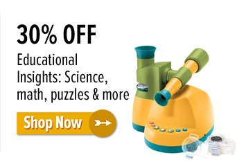 30% off Educational Insights