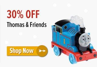 30% off Thomas