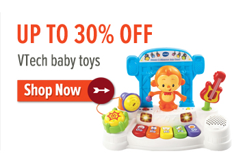 Up to 30% off VTech
