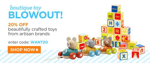 Boutique Toy Blowout!
