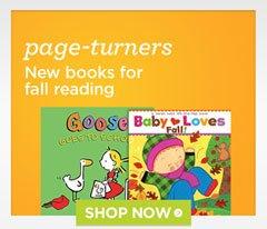 Shop Fall Books!