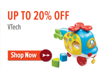 Shop Vtech - Up to 20% off!