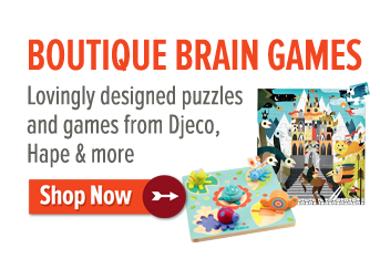Boutique Games & Puzzles