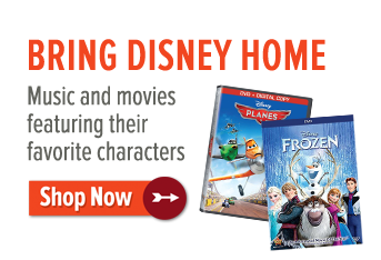 Shop Disney Music & Movies