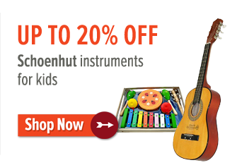Shop Schoenhut Instruments!