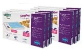 ScoopFree® Blue Crystal Litter Tray- 6 Pack