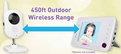 Wireless Outdoor Range