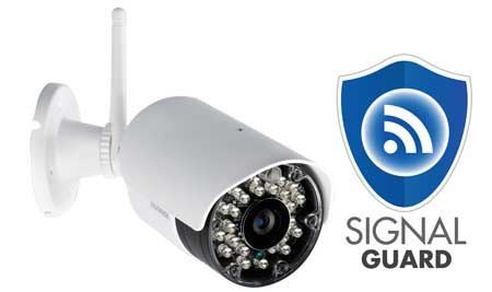 Secure wireless signal