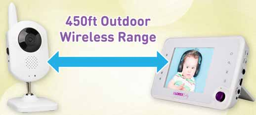 Wireless Outdoor Range