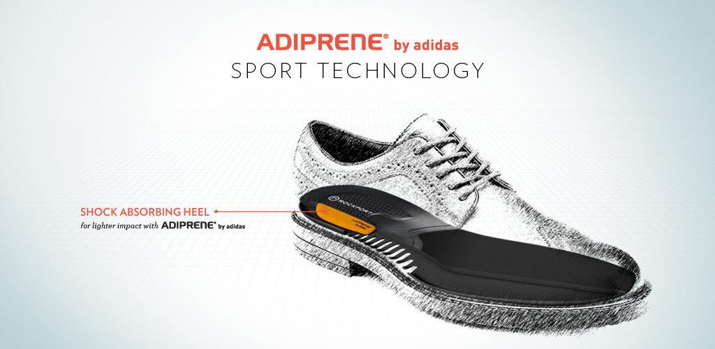 adidas technology adiprene