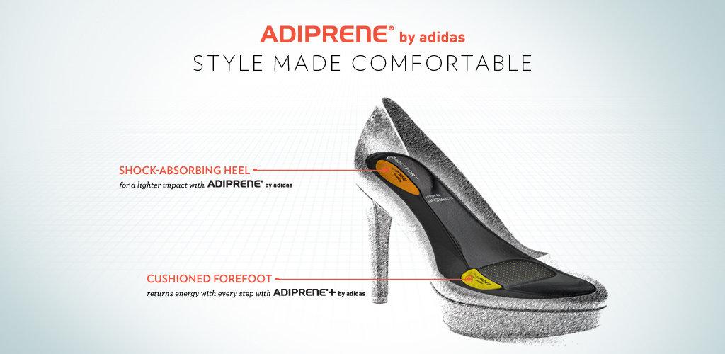 ADIPRENE by adidas Sport Technology