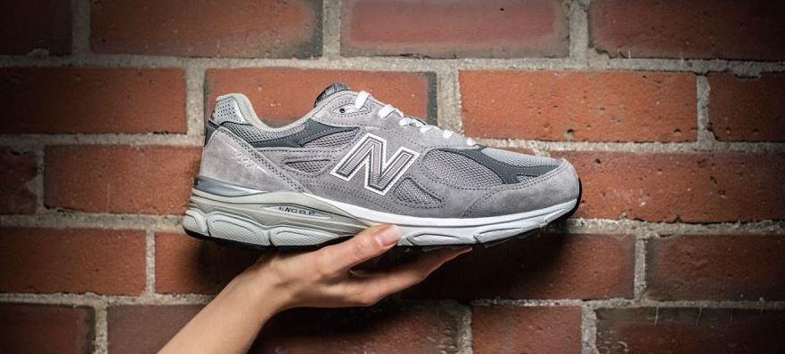 New Balance M990 Heritage Running Shoe