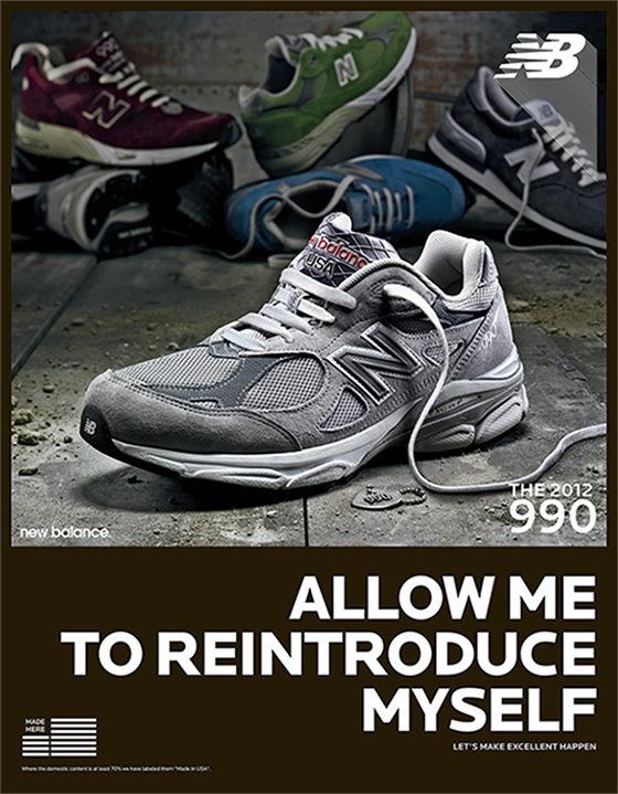 New Balance Men's M990v3 Heritage Running Shoe - MEN'S ...