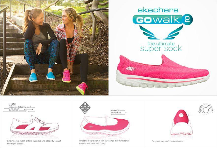 Skechers Performance Women S Go Walk  Chevron Walking Shoe