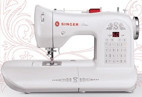 singerone main285. SL285  SINGER One Easy to Use Computerized Sewing Machine